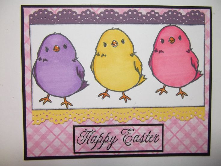 Best 25+ Happy Easter Cards Ideas On Pinterest