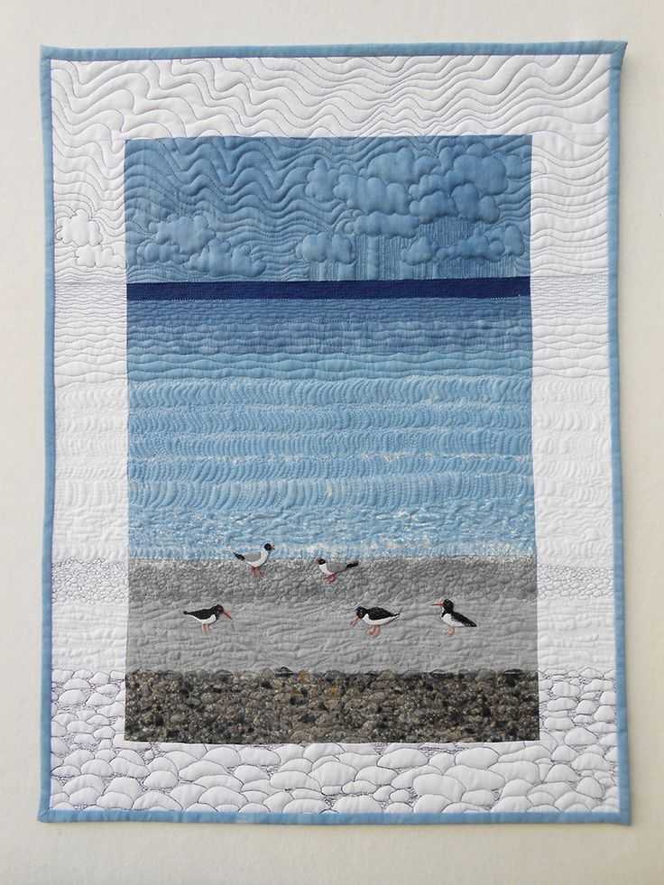 We have arrived at the final day of our series celebrating the work of textile artist Sheena Norquay. Today is all about her Seabird Collection, a gorgeous array of colors in Auriful 80wt threads. …
