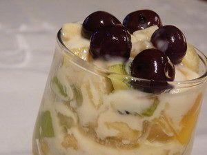 Téli gyümölcssaláta recept