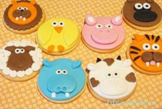 Biscoitos Decorados para todas as ocasiões