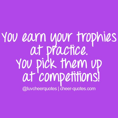 cheerleading cheer quotes quotesgram