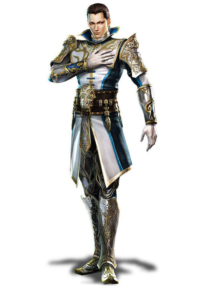 Zhuge Dan ~ Dynasty Warriors 7