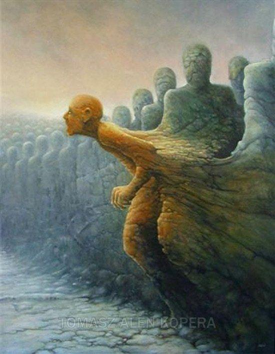 Art by Tomasz Alen Kopera
