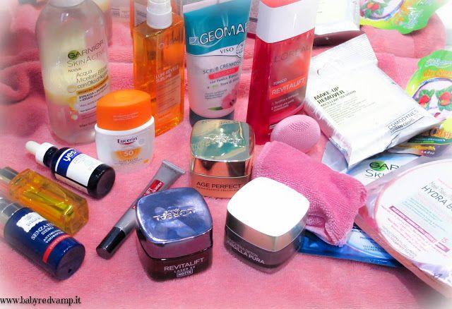 Babyredvamp Makeup: La Skincare di Babyredvamp (Detersione, Nutrimento...