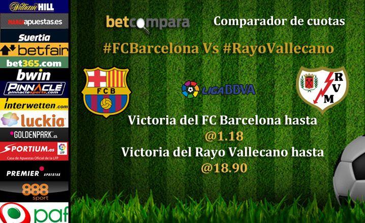 Apuestas deportivas FC Barcelona Liga BBVA