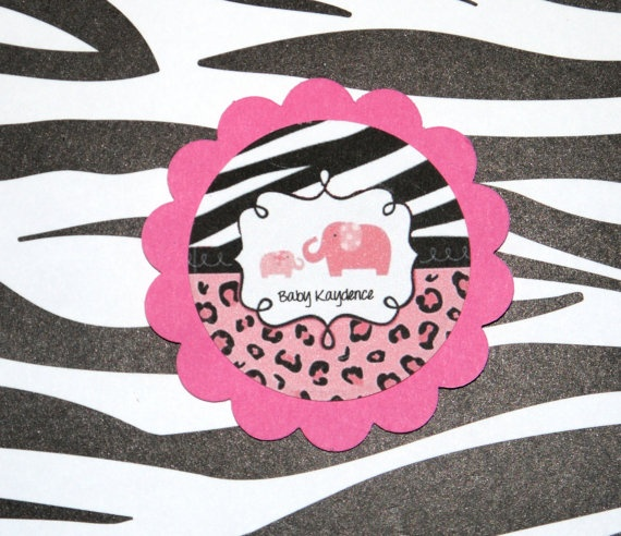 Leopard Print Baby Shower Supplies: 91 Best Images About Animal Print Baby Shower On Pinterest