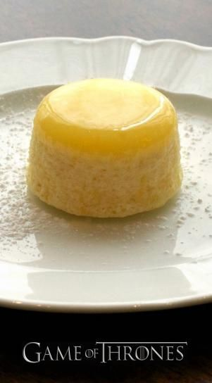Lemon Cakes by Tom Colicchio  Serves 6  Ingredients  1/2 cup sugar plusadditional for dustingramekins  2 eggs, separated  3 tablespoons plus 1teaspoon all-purpose flour  Pinch kosher salt  2/3 cup buttermilk  2 1/2 tablespoons freshlemon juice  Finely chopped zest of1 1/2 lemons