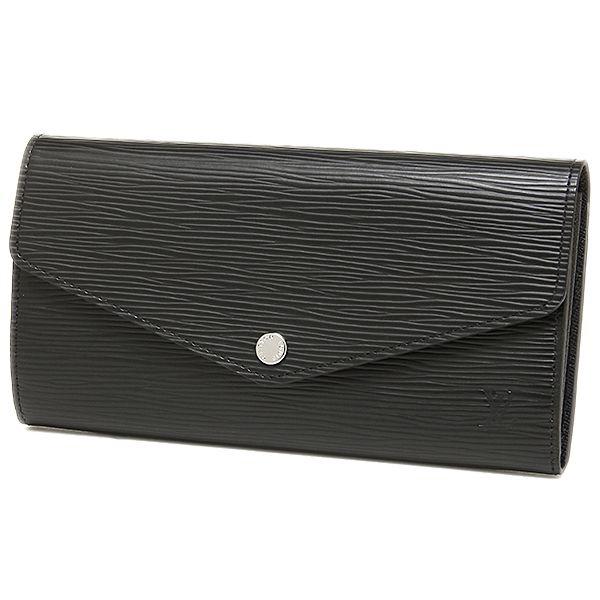 ルイヴィトン財布 エピレザー ポルトフォイユサラ 長財布 ノワール M60582 -ルイヴィトン財布コピー