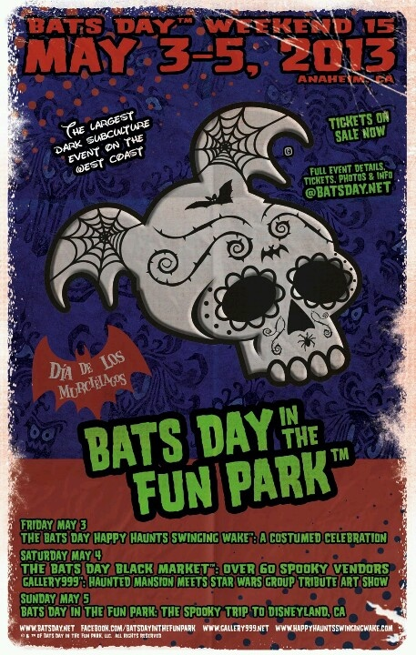 25 best bats day stuff images by bats day in the fun park art of may 3 5 2013 batsday fandeluxe Image collections