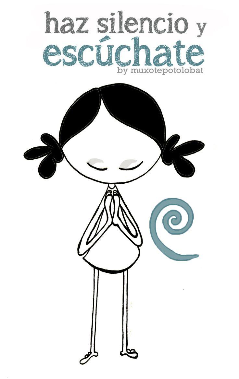 escuch-arte ♡ Teresa Restegui http://www.pinterest.com/teretegui/ ♡