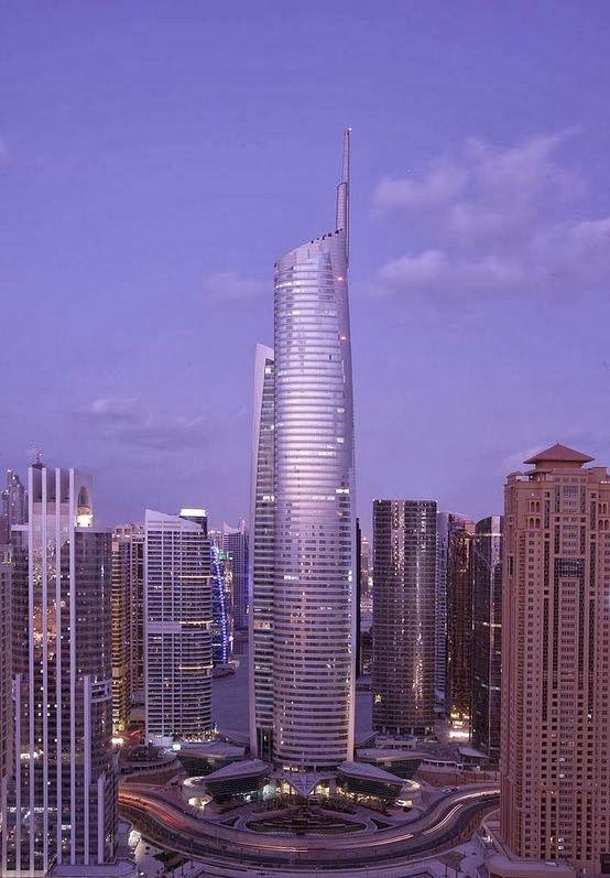 Almas Tower, Dubai