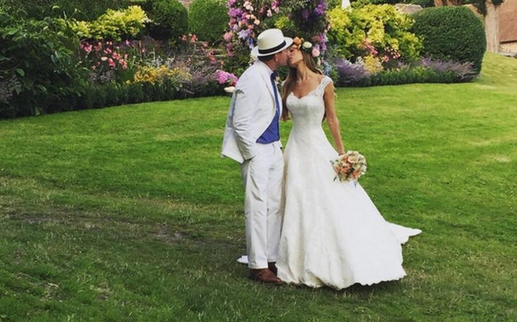 Distance - between Big Day Numbers One and Two - is absolutely crucial when   navigating the second wedding minefield