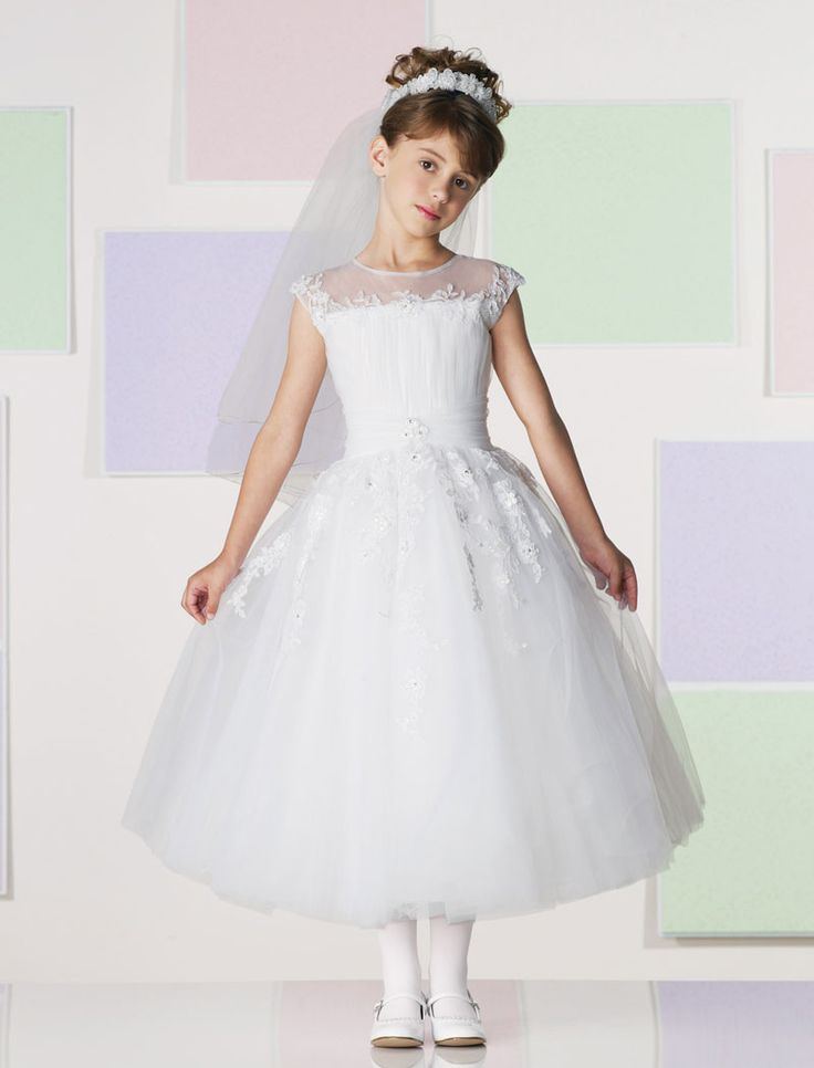 Chiffon Flower Girl Dresses for 11 Year Olds