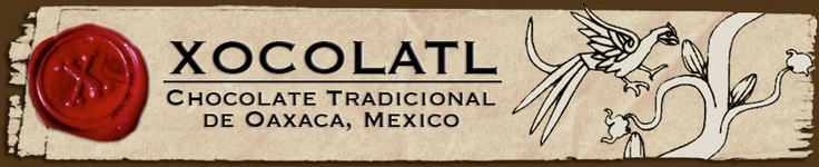 xocolatl mexican chocolate logo
