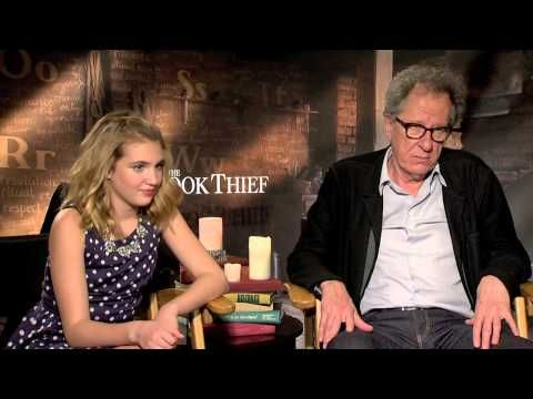 the best the book thief cast ideas the book  interview the cast of the book thief conducted by kids first film critic canela