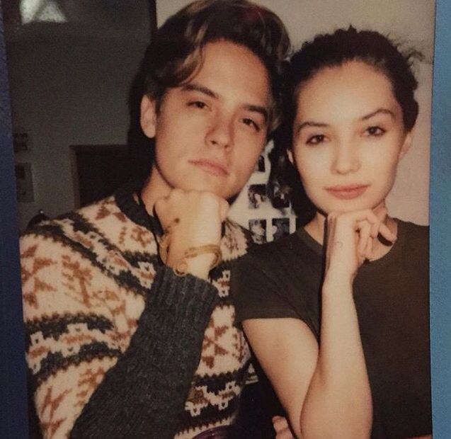Dylan And Cole Sprouse 2014 Girlfriends Dylan & his gir...