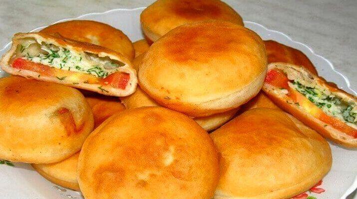 Пирожки, которые мы сегодня вам представляем, покорят Вас своим незабываемым вкусом! Ингредиенты: Тесто: Мука — …