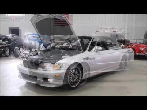 2005 BMW M3 silver tc - YouTube #GRAutoGallery