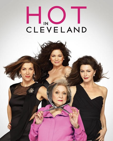 Hot in Cleveland; absolutely hilarious show!