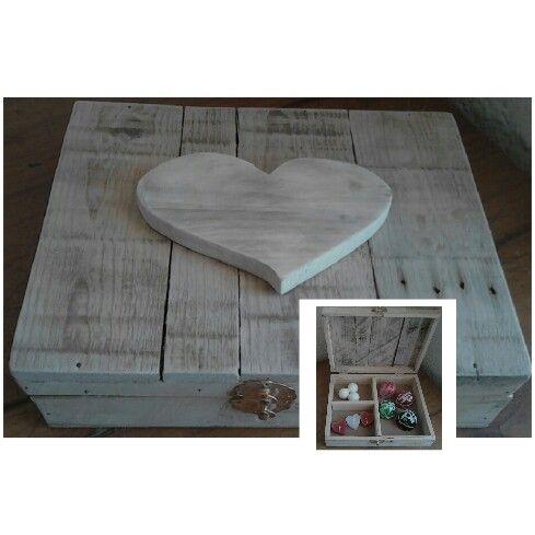 Plain Heart Love Box