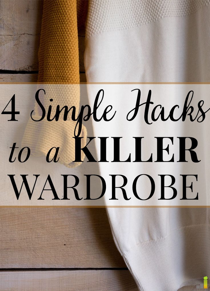 I'm always so jealous of the other girls at work that have killer wardrobes. I can't afford what they wear! But this post is EXACTLY what I needed-how to fake an expensive wardrobe!