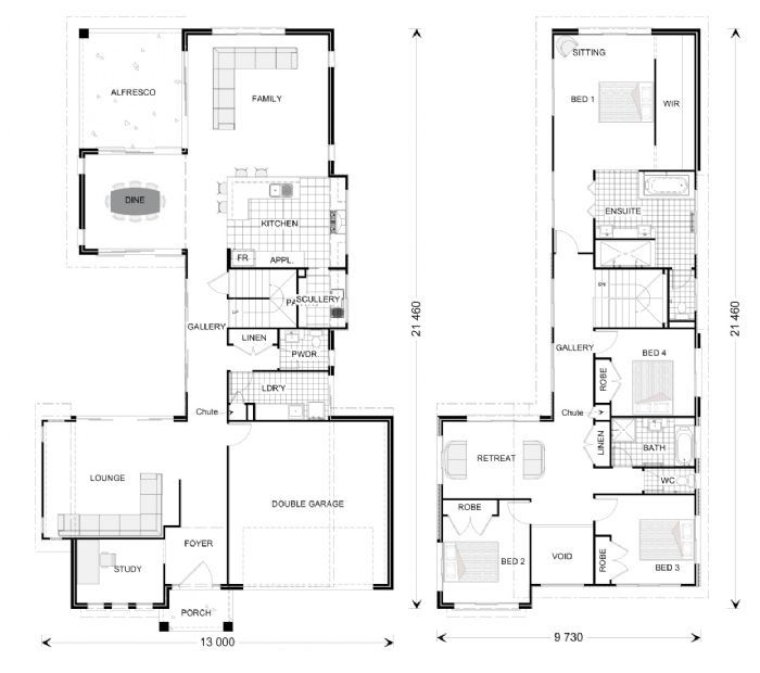 79 Best Floor Plans Images On Pinterest House Floor