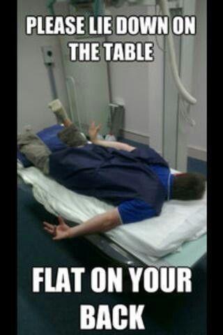 Radiology problems