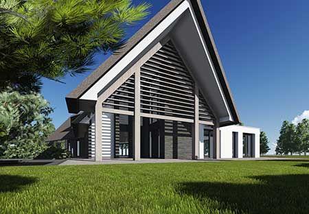 Villa T2 - interior | architecture | totaal concepten | interieur | tuinplan - Marco van Veldhuizen