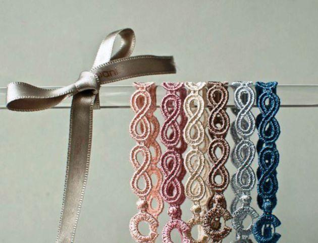 Bracelets Cruciani !