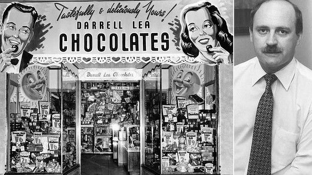 Darrell Lea store of yesteryears.A♥W