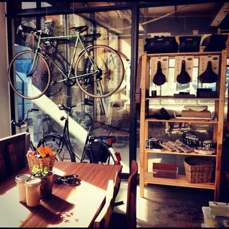Starling & Hero Bicycle Café - B-Guided