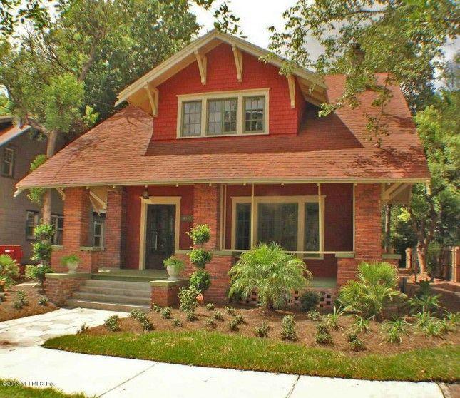 1920 craftsman 2043 dellwood ave jacksonville fl 32204 for Craftsman homes for sale in florida