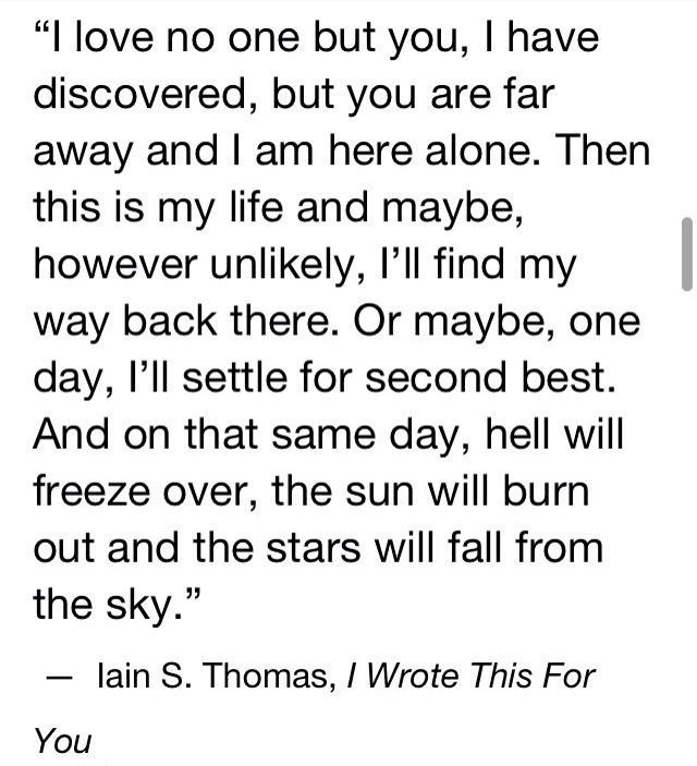 iain thomas i wrote this for you pdf