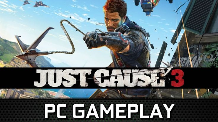 Just Cause 3 | Gameplay On 980 Ti - All MAX