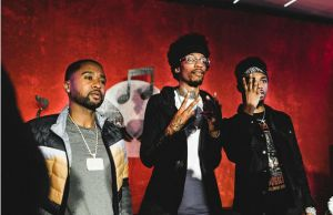 Metro Boomin Zaytoven & Sonny Digital Lecture At Red Bull Music Academy