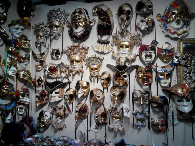 Ca' Macana Masks Shop - Venice