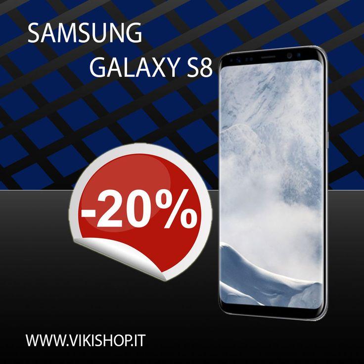 Samsung Galaxy S8 Silver Italia 64GB 2017 Offerta Natale !!! Acquista Ora: https://lnkd.in/feaGkSm #samsungs8 #galaxys8 #samsungs8italia #samsungs8prezzo #galaxys8prezzo #galaxys8silver #galaxys8natale #regalonatale