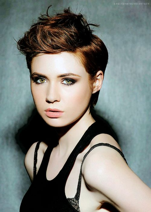 Karen looking stunning.....