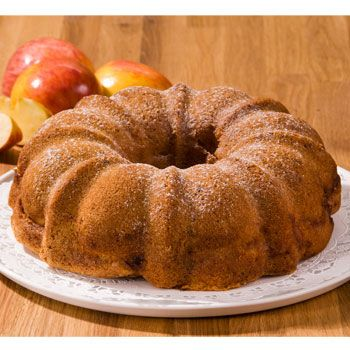 Çayın yanına mis kokulu bir kek tarifi Elmalı Tarçınlı Kek Tarifi