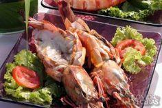 Receita de Lagosta (como preparar) - Comida e Receitas
