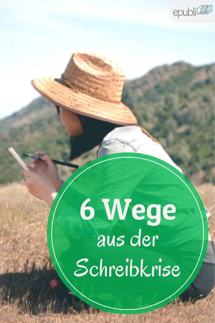 Habt Ihr eine Schreibkrise? So könnt Ihr sie überwinden http://www.epubli.de/blog/prokrastination-schreibprozess-tipps #epubli #schreibtipps