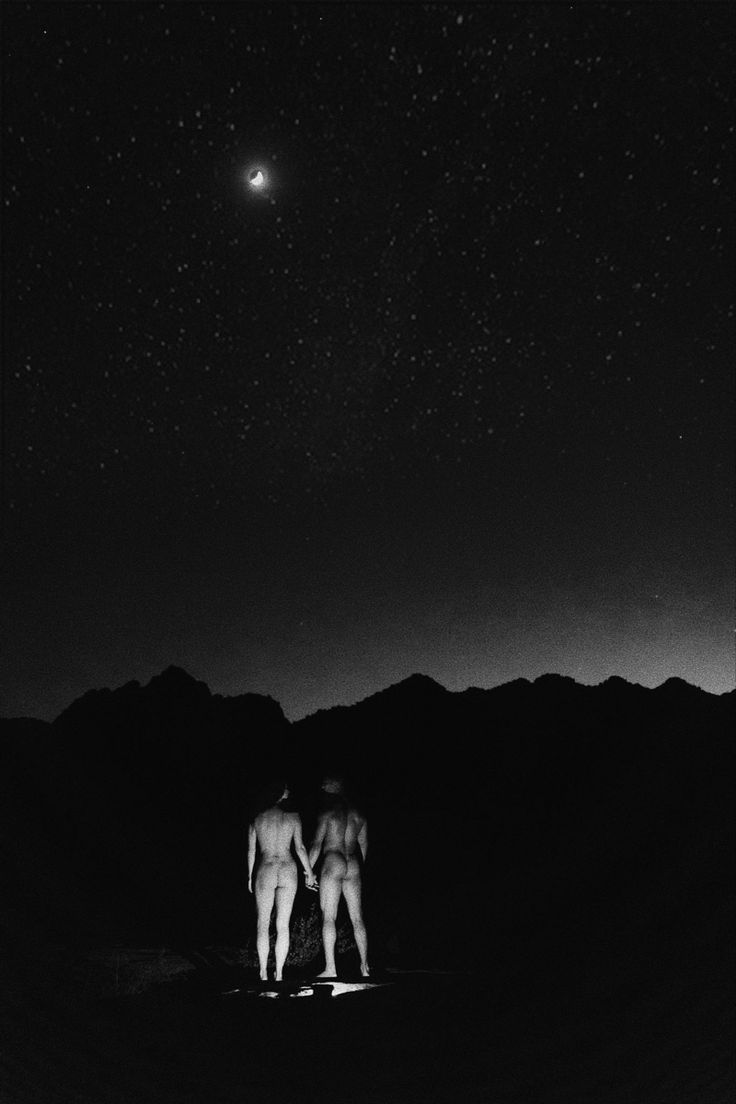 Nighttime Starry Sky Couples Boudoir in Sedona, Arizona ...