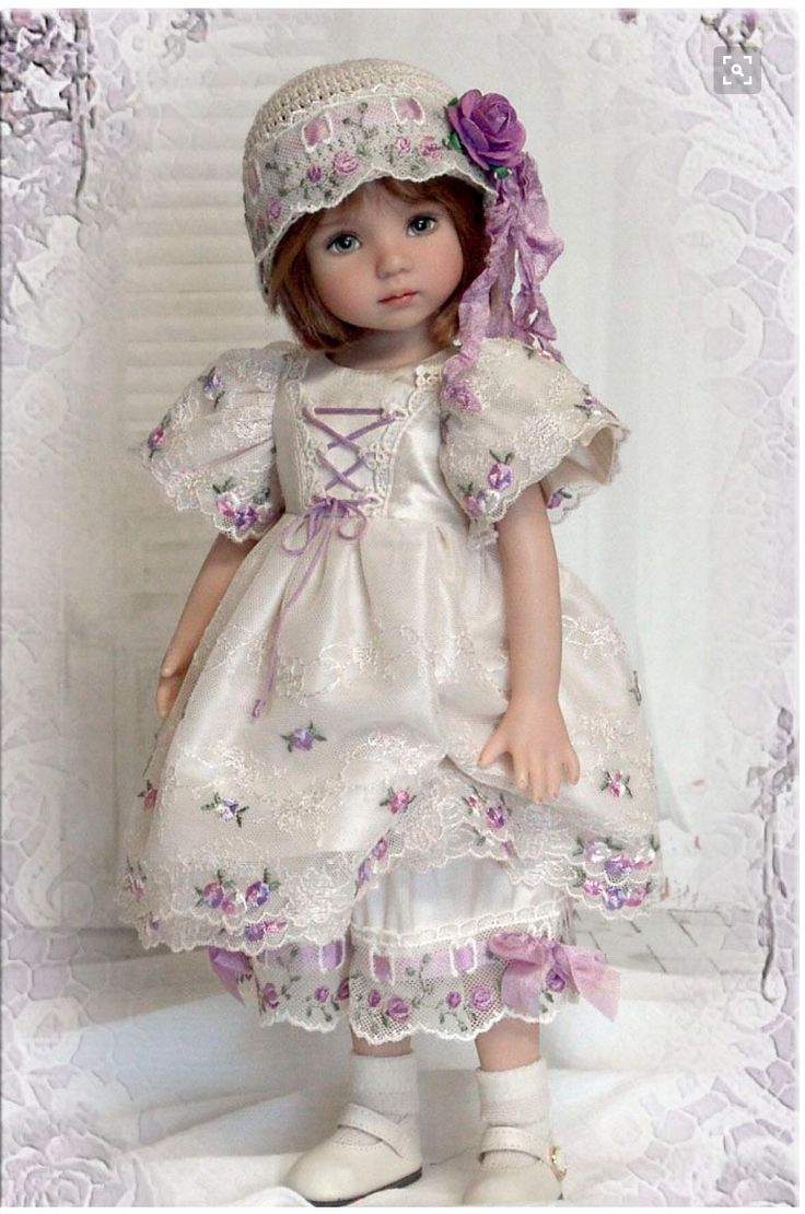 Dress for dolls