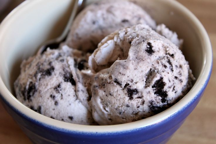 Deliciosa receta para hacer el mejor helado de galletas y crema casero