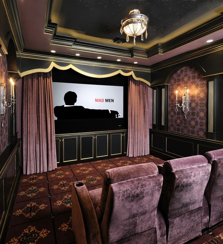 Home Entertainment Design Ideas: 1000+ Ideas About Home Theater Design On Pinterest