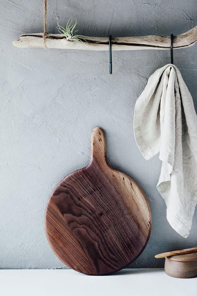 Wood Paddle Board