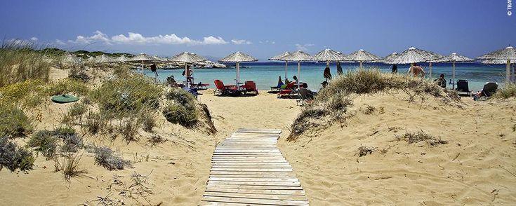 Santa Maria beach @ Paros island , Greece !!!