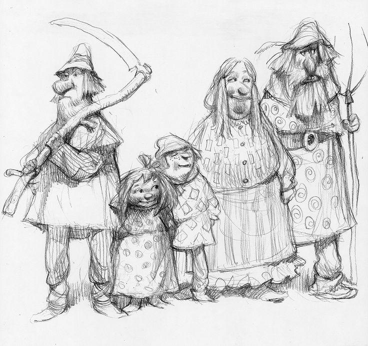 Best Character Design Portfolio : Best character sketches ideas on pinterest