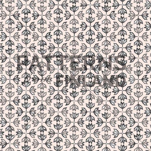 Sari Taipale: Arctic Garden – Frost #patternsfromagency #patternsfromfinland #pattern #patterndesign #surfacedesign #saritaipale