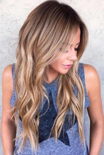 for hair style best 25 wavy layers ideas on hair 2941